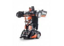 G21 R/C Troopers Savage fekete Hero játék robot