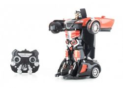 G21 R/C Troopers Fierce narancs King játék robot