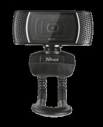 Trust Trino HD 720p, USB, 30 fps fekete webkamera