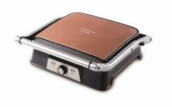 Kalorik COG1050CO Copper Line rozé arany kontakt grill