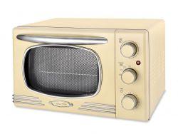 Kalorik OT2500 19.5 L, 1300 W krémszín retro grillsütő