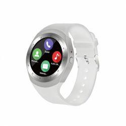 "iTotal Y1W micro SIM kompatibilis, 1,22"" IPS, Bluetooth fehér okosóra"