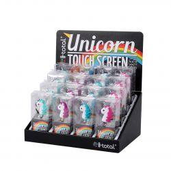 Itotal CM2376E Unikornis többszínű érintőképernyő toll