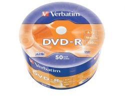Verbatim 43788 AZO, 4,7GB, 16x, 50db DVD-R lemez