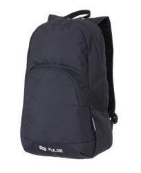 PULSE Solo Black fekete hátizsák