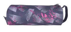 PULSE Blast Gray Dream cipzáras szürke-rózsaszín tolltartó
