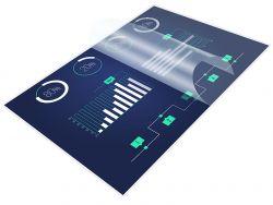 Tracer Promo 75 A3, 75 mikron, 100db átlátszó lamináló fólia