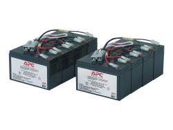 APC RBC12 DL5000RMT5U, SU3000R3IX160, SU5000R5TBX114 csere akkumulátor