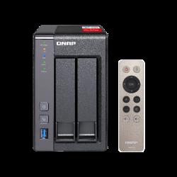 QNAP TS-251+-2G NAS szerver