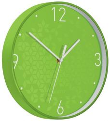 "Leitz ""Wow"" 29 cm zöld falióra"