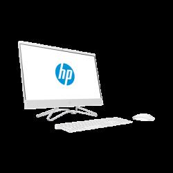 """HP AIO 24-f0022nn, 23.8"""" FHD AG UWVA, Core i5-9400T, 8GB, 512GB SSD fehér számítógép konfiguráció"""