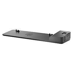 HP UltraSlim fekete notebook dokkoló