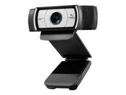 Logitech C930e 90°-os látótér, OEM, HD fekete-szürke webkamera
