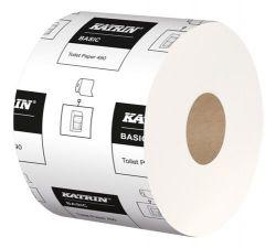KATRIN Basic 2 rétegű natúr toalettpapír (36 tekercses)