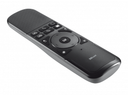 Trust Neno RF 2.4GHz wireless, 10 m fekete presenter touchpadal