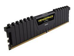 Corsair Vengeance LPX Memória DDR4 4GB 2400MHz CL16 1.2V XMP 2.0 Fekete