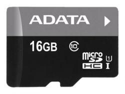 ADATA AUSDH16GUICL10-R 16GB Micro SDHC UHS-1 memóriakártya
