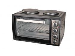 Kalorik TKG MK1002 28 L, 1500/1000 W fekete mini konyha