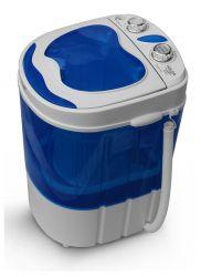 Adler AD 8051 400W fehér-kék utazó mosógép centrifugával