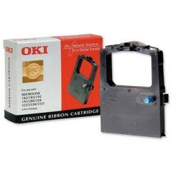 OKI Microline black| 182/193/280/320/321/3320/3321 fekete festékszalag