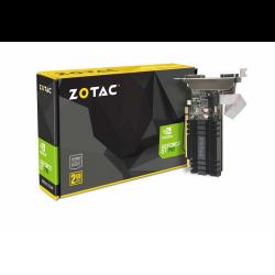 ZOTAC GeForce GT 710 2GB DDR3 (64 Bit) HDMI, DVI, VGA videókártya