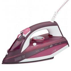 Clatronic DB 3705 0.38 L, 2600 W rózsaszín gőzölős vasaló