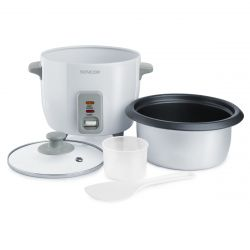 Sencor SRM 0600WH 300W 0.6L fehér speciális rizsfőző edény