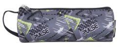 PULSE Cots Backway cipzáras szürke tolltartó