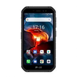 """Ulefone Armor X7 5"""" 16GB Dual SIM 3G fekete strapabíró okostelefon"""
