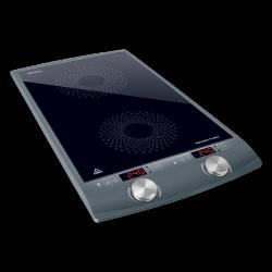 SENCOR  SCP 4202 GY kétzónás indukciós főzőlap