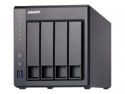 QNAP TS-431X-8G QNAP 4-Bay TurboNAS, SATA 6G, 2-Core 1.7GHz, 8GB RAM, 2x GbE LAN, 3xUSB 3.0