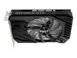 PALIT GeForce GTX 1650 Storm 4GB GDDR6 DP HDMI DVI-D Grafikus kártya