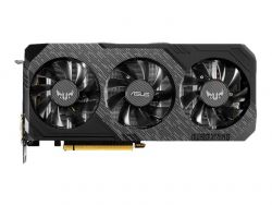 ASUS TUF3-GTX1660-6G-GAMING Geforce GTX 1660 GDDR5 6GB Grafikus kártya