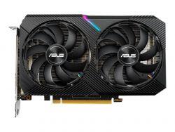 ASUS DUAL-RTX2060-O6G-MINI Geforce RTX 2060 GDDR6 6GB DP HDMI DVI