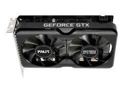 PALIT Nvidia GeForce GTX 1650 GamingPro OC 4GB GDDR6 Grafikus kártya