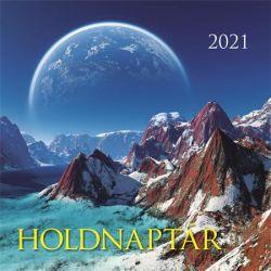 TOPTIMER Holdnaptár 2021 300x600 mm fali naptár