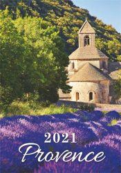 DAYLINER Provence 2021 315x450 mm fali naptár