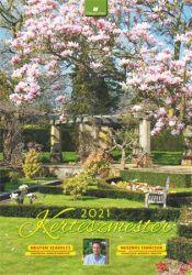 DAYLINER Kertészmester 2021 340x485 mm fali naptár