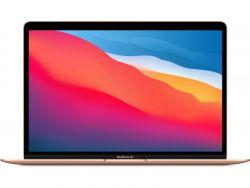 Apple MacBook Air 13 MGNE3ZE/A Apple M1, 8GB memória, 512GB SSD arany notebook