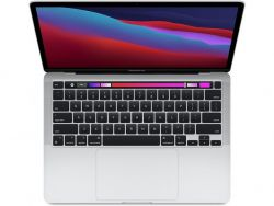 Apple MacBook Pro 13 MYDC2ZE/A Apple M1, 8GB memória, 512GB SSD ezüst notebook