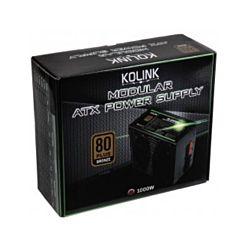 Kolink KL-1000M 1000W 12cm ATX BOX 80+ Bronz Moduláris Tápegység