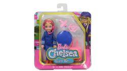 Mattel Barbie (GTN86/GTN90) Chelsea Karrierbaba pilóta