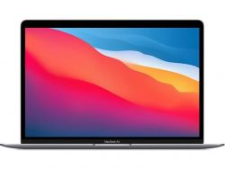 Apple MacBook Air 13 MGN63ZE/A Apple M1, 8GB memória, 256GB SSD szürke notebook