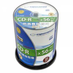 Esperanza 2201 CD-R 700MB x56 adathordozó (100db)