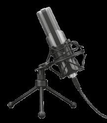 Trust GXT 242 Lance Streaming 16bit, 48kHz, USB fekete gamer mikrofon