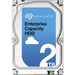Seagate Enterprise Capacity 3.5'', 2TB, SATA/600, 7200RPM, 128MB cache belső merevelmez