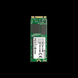 Transcend M.2 2260 SSD600 SATA 6GB/s 64GB MLC (read/write 450/80MB/s) belső SSD