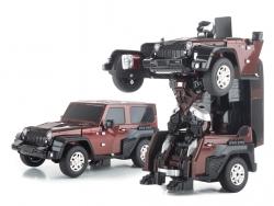 G21 R/C Troopers Fierce barna Alien játék robot