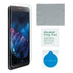 4smarts Apple iPhone X Second Glass Curved Colour teljes kijelzős fehér kijelzővédő üvegfólia
