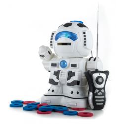 G21 R/C TT333 Snow Ball fehér/kék robot